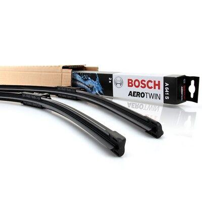 BOSCH AEROTWIN A641S Scheibenwischer Wischerblätter CITROEN DS5 FORD B-MAX C-MAX