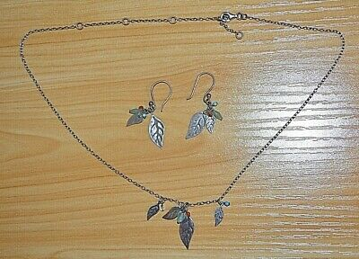 Alcoholics Anonymous #1213 AA Dainty Two-Sided Pendant with Earrings,Ster.Silver