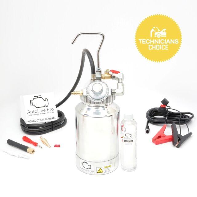 EVAP Smoke Machine Diagnostic Emissions Vacuum Leak testerBRAND New I74583