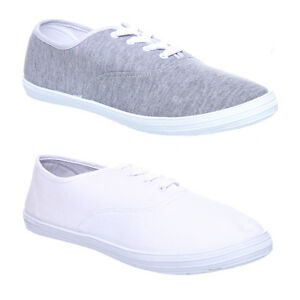 MENS-BOYS-FLAT-GYM-WALKING-PLIMSOLES-LIGHT-TRAINERS-SNEAKERS-LACE-UP-SHOES-SIZE