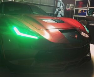 Details about ORACLE Lighting 2624-333 ColorSHIFT 2 0 Upgrade DRL Kit For  Corvette C7 2014-18