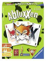 Ravensburger Spiele Abluxxen Kartenspiel Für 2 Bis 5 Spieler Ab 10 Jahren