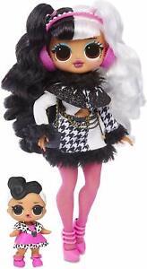 LOL-Surprise-561798-L-O-L-Surprise-O-M-G-Winter-Disco-Dollie-Fashion-Doll