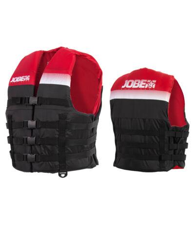Jobe Dual Vest unisex red Schwimmweste Wakeboard NEU Wasserski SUP Jetski  j18