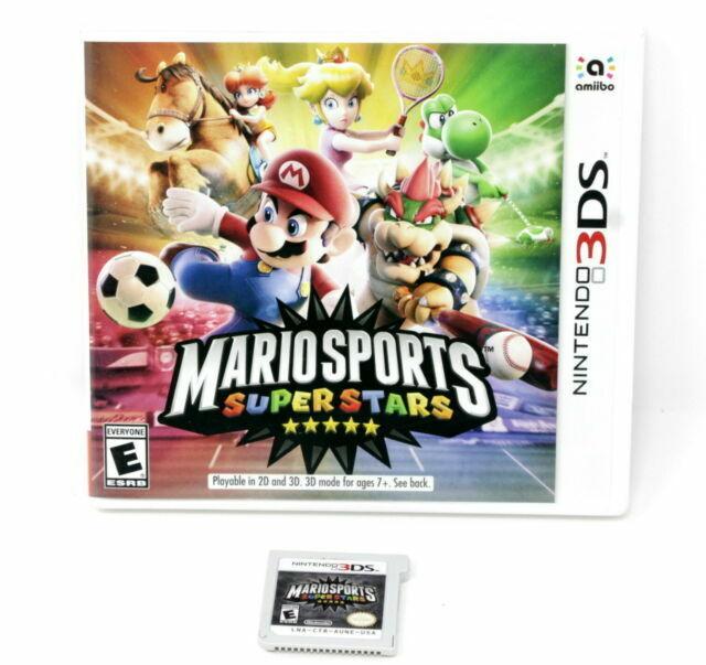 Nintendo Mario Sports Superstars No Card Nintendo 3DS for sale ...