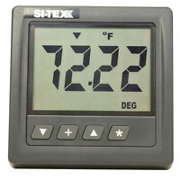 Si-tex Sst-110 Sea Ocean Water Surface Temperature Gauge Display With Temp Alarm