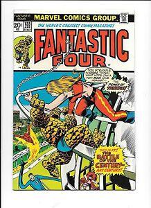 Fantastic-Four-133-April-1973-Thing-vs-Thundra-battle