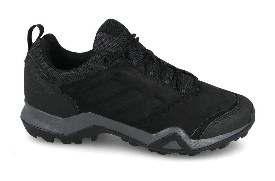 Adidas Terrex Brushwood lthr ac7851 señores calzado deportivo senderismo Trail negro