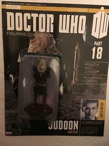 BBC SERIES DOCTOR WHO DR ISSUE 18 JUDOON CAPTAIN EAGLEMOSS FIGURINE  MAGAZINE - Market Harborough, Leicestershire, United Kingdom - BBC SERIES DOCTOR WHO DR ISSUE 18 JUDOON CAPTAIN EAGLEMOSS FIGURINE  MAGAZINE - Market Harborough, Leicestershire, United Kingdom
