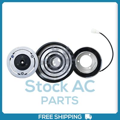New A//C Compressor Clutch Assembly Panasonic fits Mazda 6 Mazda 3 2.3L