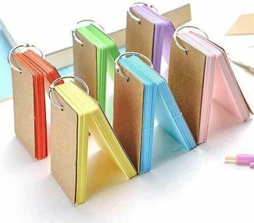 Karteikarten Mit Ring Set Pocket Lernkarten Flash Card Für Unterwegs Vokabel