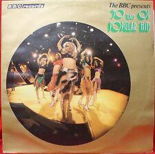 The BBC Presents 50 Years of POPULAR HITS. Vinyl LP. BBC Radio Orchestra.