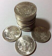 1883-O Morgan Silver Dollar BU Roll - 90% Silver -  Wholesale Prices!