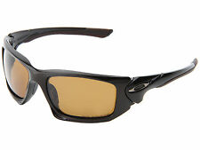 Oakley Scalpel Men's Sunglasses - Brown Sugar Frame | Bronze Polarized Lens NEW