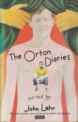 1 of 1 - THE ORTON DIARIES Edited by John Lahr PB 1987