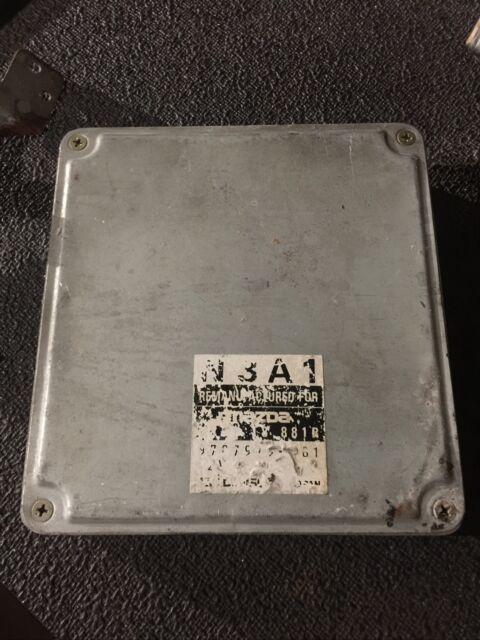 92-95 Mazda RX-7 Twin Turbo ECU N3A1, 5 Speed
