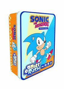 Sonic-The-Hedgehog-Dice-Rush-Collector-039-s-Edition-Game-IDW-Games-01470-Family