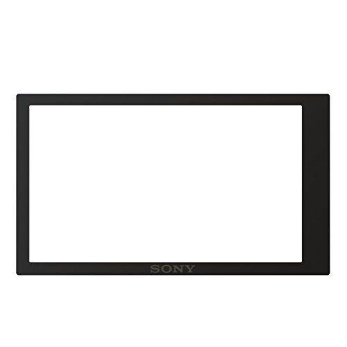 2019 Nouveau Style Sony Pck-lm17 Semi Dur Écran Protège Feuille Pour α 6000-noir Facile à Lubrifier