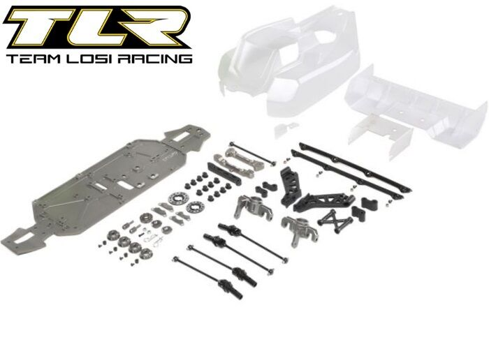 Team Losi Racing Tuning Kit  8IGHT 4.0 TLR248000
