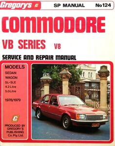 Holden-Commodore-Gregorys-Service-amp-Repair-Manual-124-VB-Series-V8