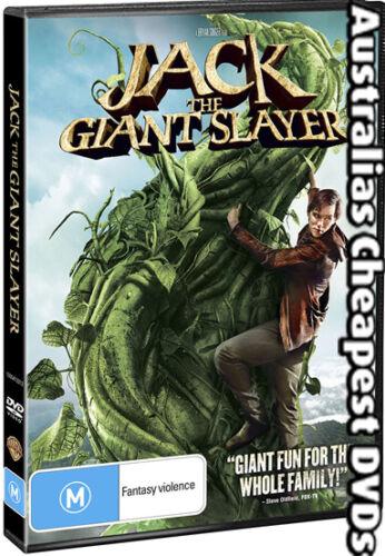 1 of 1 - Jack The Giant Slayer DVD NEW, FREE POSTAGE WITHIN AUSTRALIA REGION 4