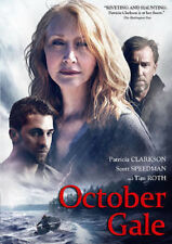 October Gale (DVD, 2015)
