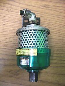 1//4 Female BSPT Threaded Port 35dB Reduction SMC AMC320-02B Pneumatic Muffler SMC AMC320-02B Meets: JIS Compatible Fluid: Air