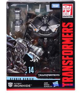 3C legal hasbro transformers ss14 ironclad SS film 10th anniversary