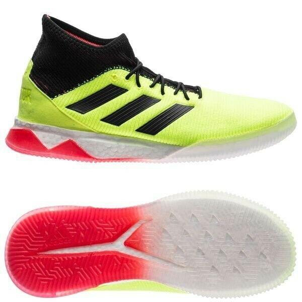 Entrenadores de fútbol Adidas Projoator Tango 18.1 de calle para Hombre US 10.5 nuevos y en caja modo de energía