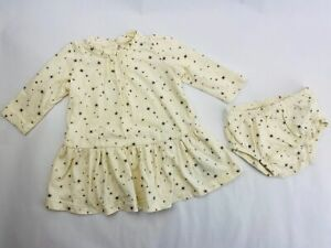 Yellow coton bloomer size 6 months