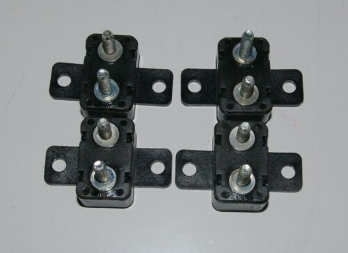 12V 8 Amp aux lot of 4 Circuit Breaker for 12 v feed  automatic reset