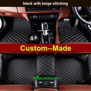 Car floor mat for BMW 4 Series 6 Series,7Series left//right hand drive 5 Series