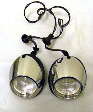 1967 67 1968 68 Ford Mustang Back up Reverse Lamp Light Assembly PAIR