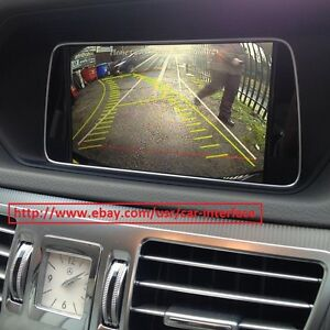 Benz-B200-w246-NTG4-5-Mercedes-Reverse-rear-view-Backup-Camera-Interface