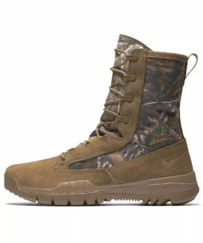 ¡Nuevo caja Boots Hunting Sfb Nike Field Waterproof Camo Realtree en qwz060