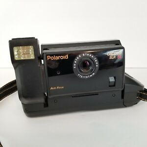 FOR-PARTS-Polaroid-Captiva-SLR-SE-Auto-Focus-Instant-Camera