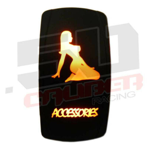 Polaris RZR Orange Accessories Switch XP900 800 RZR4 Crew XP1000 Ranger 900 800