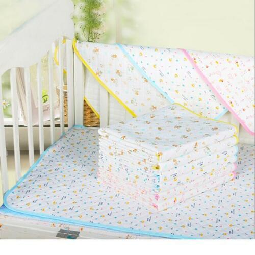 Waterproof Baby Diapers Changing Pad Kits Mattress Unisex Replaceable Infant N7