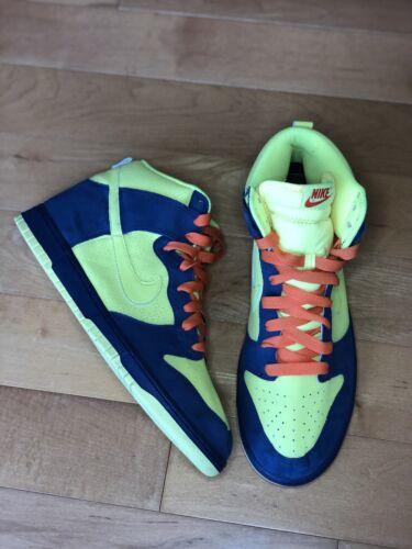 Nike sb dunk high Simpson size 11