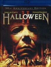 Halloween II (Blu-ray Disc, 2011, 30th Anniversary Edition)