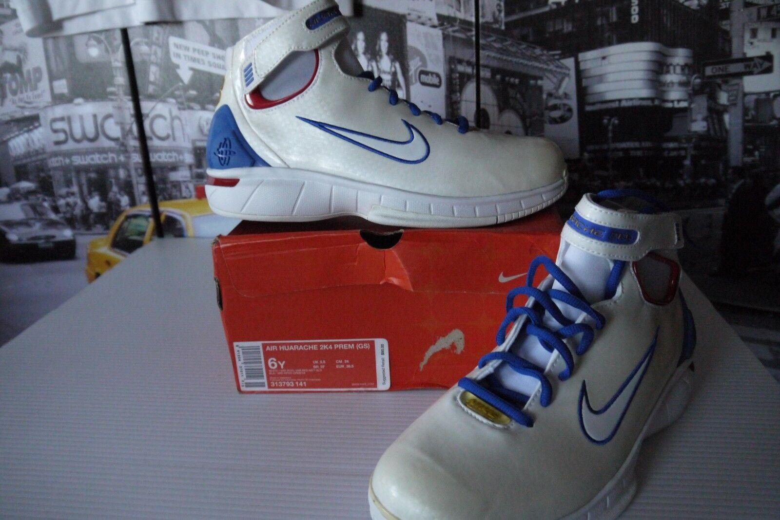 204ffbf63635 2006 Nike Air Zoom Huarache 2k4 Rookie Kobe 8 Premium GS Men s 6 ...
