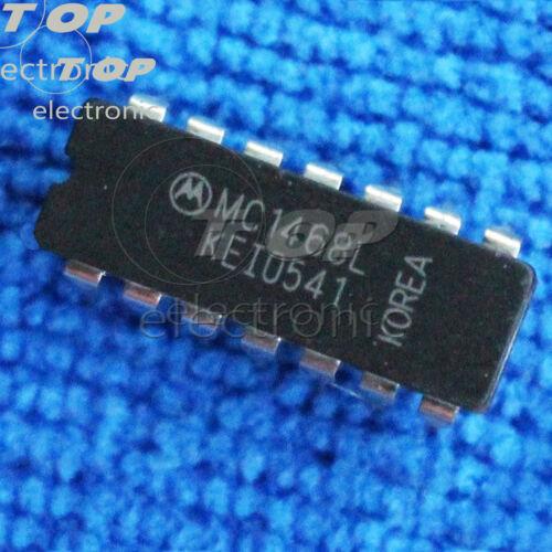 1PCS//5PCS MC1468L MC1468 MC1466L MC1466 VOLTAGE AND CURRENT REGULATOR CDIP14