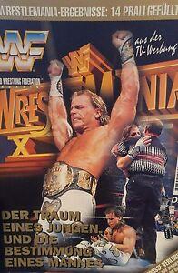 WWF-Magazin-6-96-1996-WWE-Wrestling-deutsch-Smoking-Gunns-Riesenposter