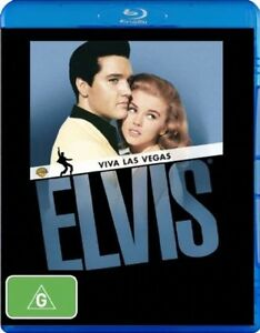 New-amp-Sealed-Viva-Las-Vegas-Blu-ray-2008-Classic-Elvis-Movie-Region-B-AUS