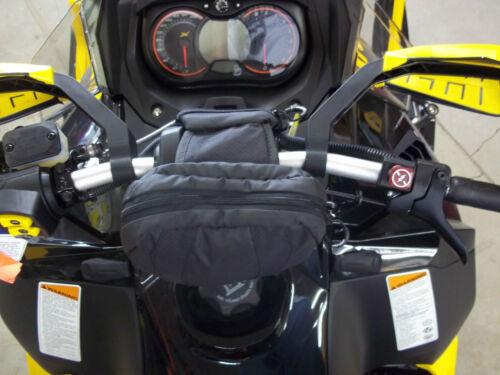 SHORT SKI-DOO HEATED RISER BLOCK BAG 860201550 new #