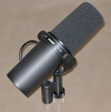 SHURE SM7B CARDIOID DYNAMIC VOICE-OVER STUDIO MIC SM-7B Customer Return