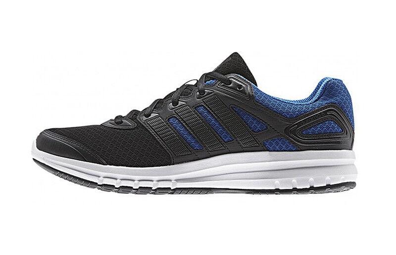 Laufschuh Herren adidas® duramo 6 m, schwarz blau, adiPRENE +, EAN 4054075009044