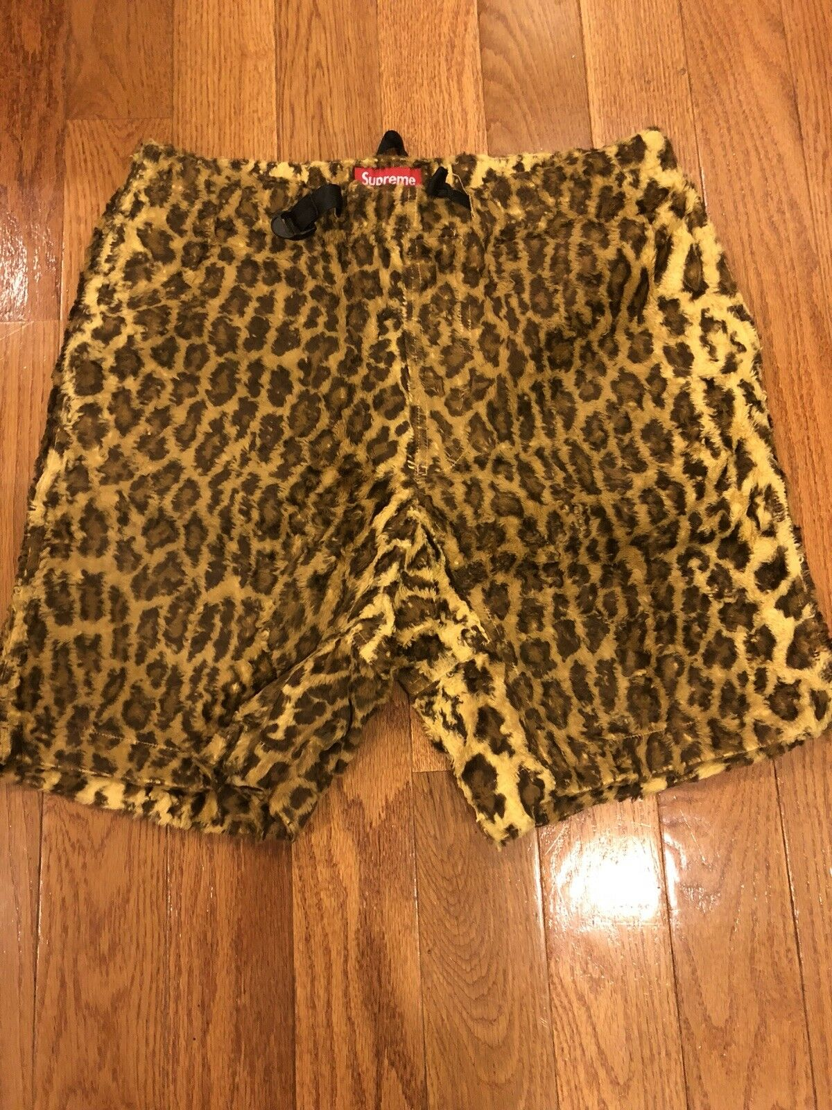 Supreme Leopard Shorts Atmos 32