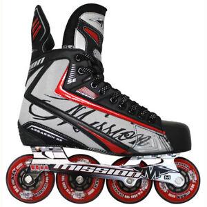 Inlineskating-Artikel Mission SE roller hockey skates