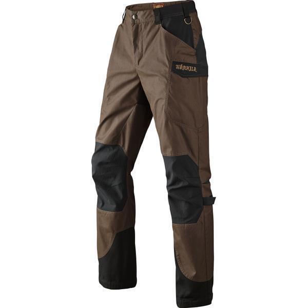 Harkila para hombre Pantalones Pizarra gevar marrón negro de disparo caza